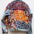 Jacket (Eyes Crazy With Blues back)